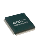 Highest precision provided by a 24-bit ADC in combination with a new powerful Apollo filter processor