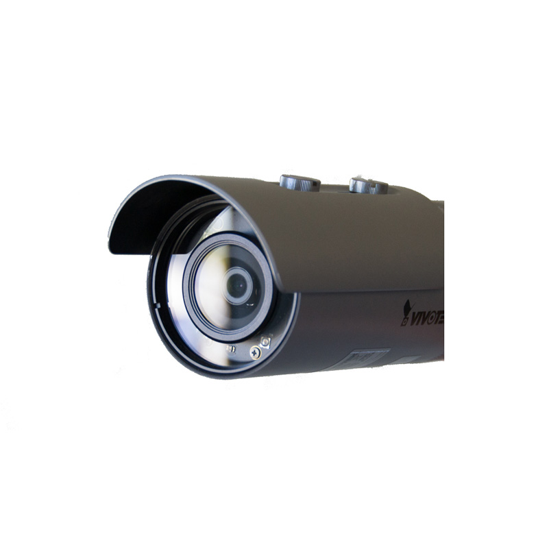 Network camera for outdoor use